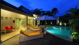 Villa Ananda II (Armani) - Great 3 Bedrooms Villa In Seminyak II