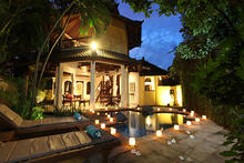 Villa Lalu Three Bedrooms - Three bedrooms Balinese Villa - 1